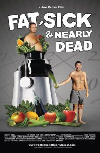 Fat Sick Nearly Dead Movie Review by Dr. Denice Moffat